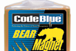 Code Blue's Bear Magnet attractant is designed to draw bears in from long