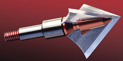 By Staff Report    American Broadhead Company's Super Sonic is offered in three grain