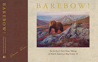 By Staff Report    Barebow, a 504-page book written by accomplished bowhunter Dennis