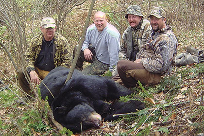 the great bear hunt essay