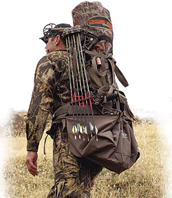 By Staff Report    The Blind Hog Blind Pack Carry System from Sportsman's Outdoor