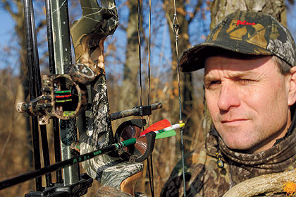 By Bill Winke    There are many exciting features on today's bows and accessories --
