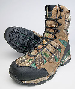 By Kathy Etling    Stay warm and scent free by wearing Danner's Vanish GTX, a