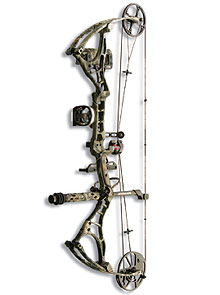By Staff Report    The Iceman from Diamond (by Bowtech) has a one-piece forged riser,