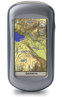 By Staff Report    Garmin's new Oregon 400t GPS features an intuitive touchscreen