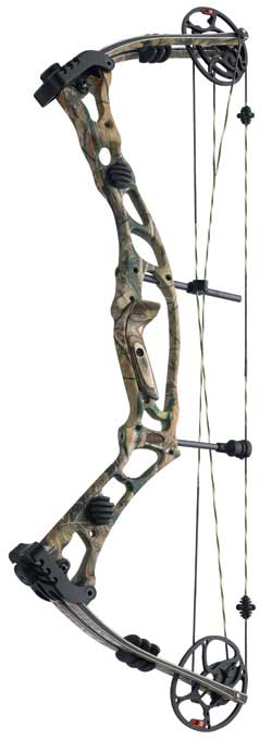 By Bowhunting Staff Report    Hoyt's Katera features the all new Z3 Cam & 1⁄2