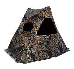 By Staff Report    The hub-style Choice Hybrid Ground Blind from Ameristep has a