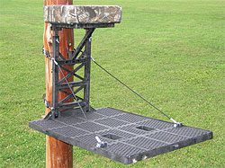 By Staff Report    C & C Innovations' new Resin True Quiet Treestand is