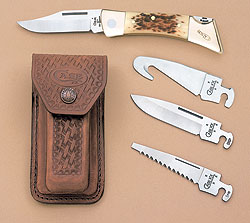 By Kathy Etling    Knives like Case's Model 6200, the lockback Amber Bone XX-Changer