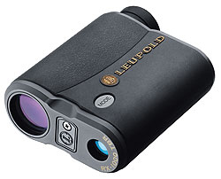By Kathy Etling    Leupold's pocket-sized RX-1000 is just 3.8 inches long and weighs