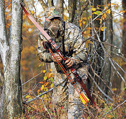 Take your hunting higher with a low-impact strategy.