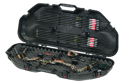 By Staff Report    The Pillarlock feature on Plano's new All Weather Bow Case