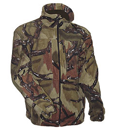 By Staff Report    Predator Camo's fleece clothing includes the Green Deception