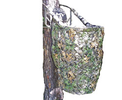 By Staff Report    The Reel Hunter Pro Cover Treestand Blind from Reel Hunter works