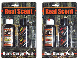 By Staff Report    Add realism to your decoy with Real Scent's Pro Series Decoy