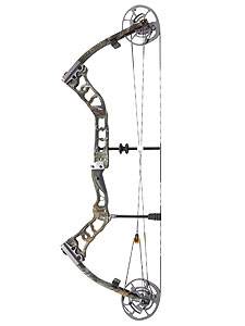 By Staff Report    Measuring 34 inches between the axles, Ross Archery's Carnivore 34