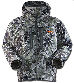 By Staff Report    Sitka's new Incinerator series is waterproof and down-filled, the