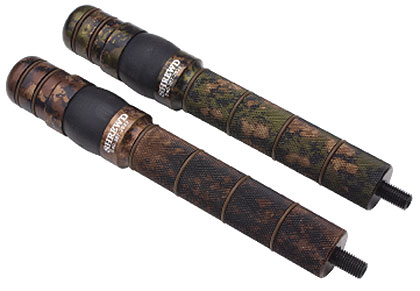 By Staff Report    New from Shrewd Archery is the Aluma-Lite Hunting Stabilizer. The