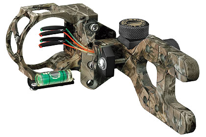 By Staff Report    Sure-Loc's QC hunting sights feature a new green bubble level and