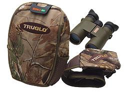 By Staff Report    TruGlo's new Bino-Bivy Harness System gives hunters easy access to