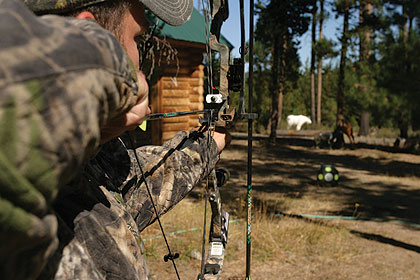 Tuning Your Bow Afield