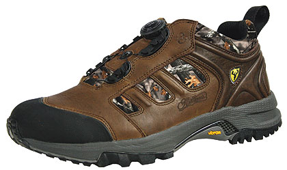 By Staff Report    The ScentBlocker/Mathews Hunters Web Shooters Shoe utilizes