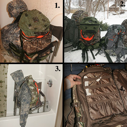 Packing smart with today's top bowhunting backpacks