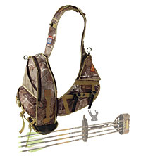 By Bowhunting Staff Report    Pockets galore and heavy-duty construction are just a