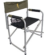By Bowhunting Staff Report    Browning's Big Camp Chair is constructed of tough,