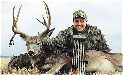 Who will be the beneficiaries of our rich bowhunting traditions?