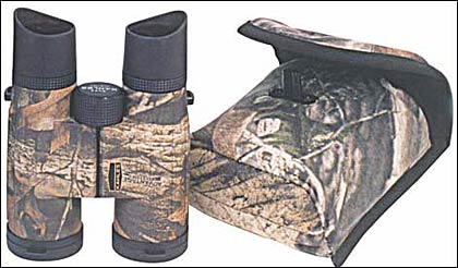 Kahles new 8x32 binoculars are now available in Realtree Advantage Timber. The