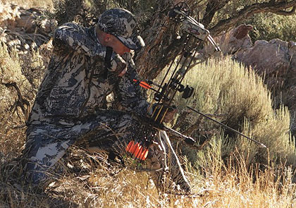 By Bowhunting Staff Report    Gore-Tex introduces Optifade for 2009. Based on