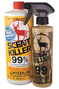 By Bowhunting Staff Report    Designed to destroy game-spooking odors at the