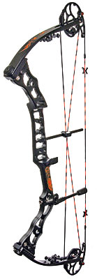 Athens Archery struck up a relationship with the popular Buck Commander television show and created a bow to commemorate the occasion.