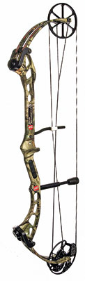 By Jon E. Silks    PSE's Bow Madness measures a compact 32 inches between the axles