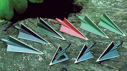 Vantage Point Archery Terminator Broadheads