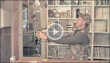 Bill Winke gives quick and simple tips on how to set your bow up for easy tuning.