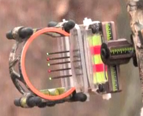 Field Editor Bill Winke shows how to use a sight-mounted bubble level to keep your bow properly