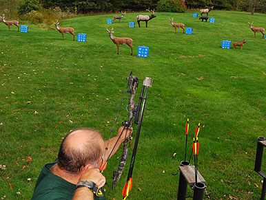 Sight-In Strategies For Bowhunters