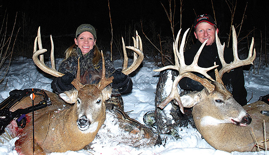 Monster Ground Blind Bucks
