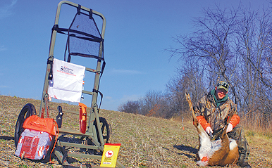 Field processing deer is when the real work begins. Having any of these tools on hand will help