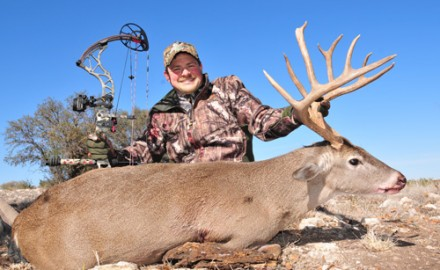 My bowhunting success definitely seems to come in bunches, and 2011 has been a very good year. As