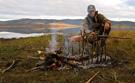 Steven Rinella, host of the all-new program MeatEater on The Sportsman Channel, discusses his