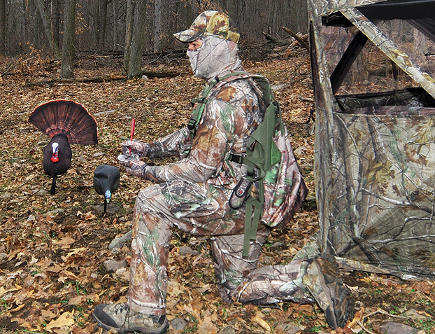 Turkey Gear for Bowhunters