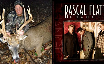 Rascal Flatts singer Gary LeVox says he enjoys bowhunting even more than country music