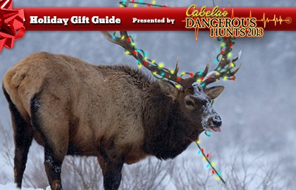 Bowhunting 2012 Holdiay Gift Guide