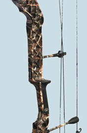 The Mathews McPherson Series line of bows is Matt McPherson's playground in the two-cam market. He