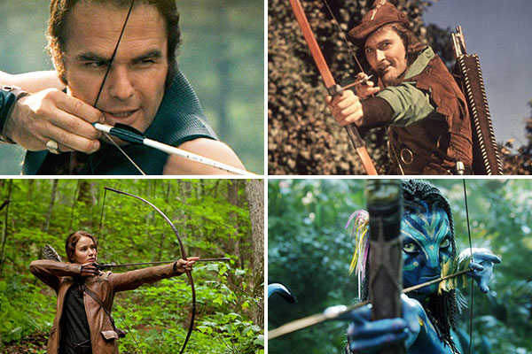 Bows in the Movies: Our Favorite Archery Characters