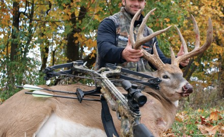 State after state has liberalized its crossbow-hunting regulations in recent years, and Wisconsin