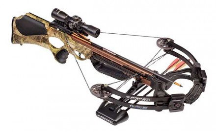 The name Barnett is synonymous with the crossbow world as it has been serving the industry for more